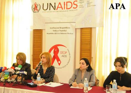СПИД продолжает распространяться по Азербайджану