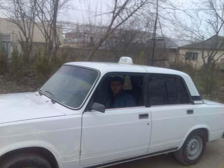 Последняя надежда безработного - такси