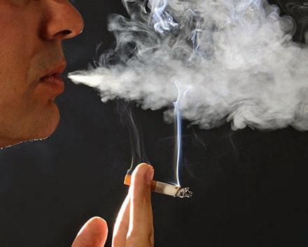 Табакокурение под контролем
