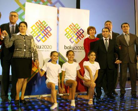 МОК объяснил, как Баку может заполучить Олимпиаду