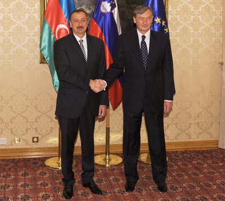 Словения желает расширения экономического сотрудничества с Азербайджаном