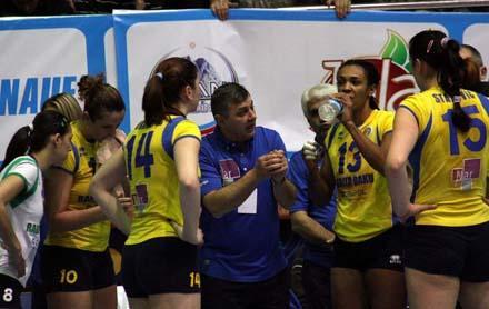 Азербайджанский клуб в Финале четырех
