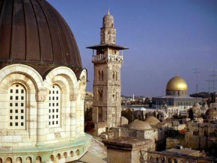 Евреи и арабы