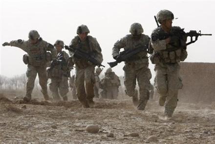 Первые неудачи в Афганской операции
