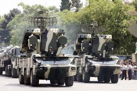 Как Азербайджан вооружается?