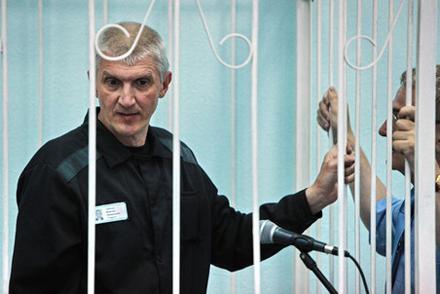 Платон Лебедев выйдет на свободу через полгода