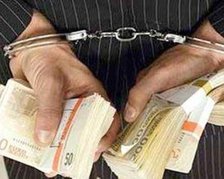 Борьба с коррупцией хромает