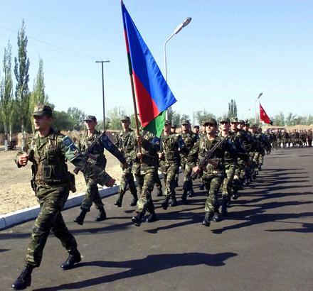 Внешняя военная политика Азербайджана
