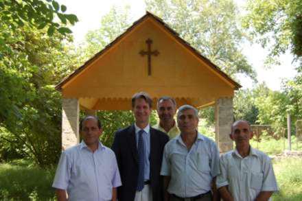 Снова об армянской церкви в Баку