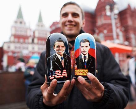 Президенты России и США провели переговоры