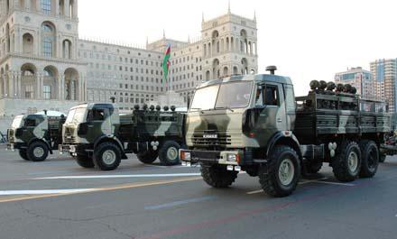 Азербайджан склоняется к российскому оружию
