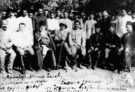 Генерал Габиб бек Салимов (1881-1920)