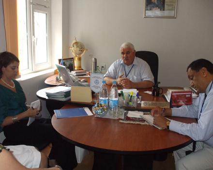 Представитель ООН заинтересована проблемами медиа в Азербайджане