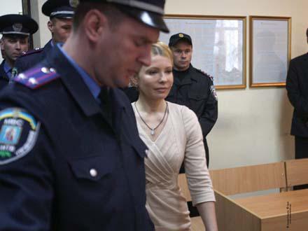 Прокуратура снова обвиняет Тимошенко