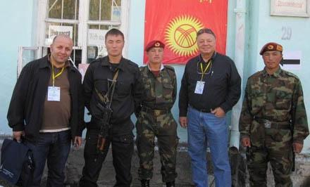 Уроки киргизской революции