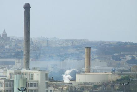 Первая встреча сторон по регистру выбросов и переноса загрязнителей