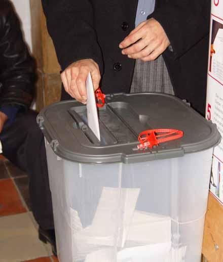 Партии готовятся к муниципальным выборам
