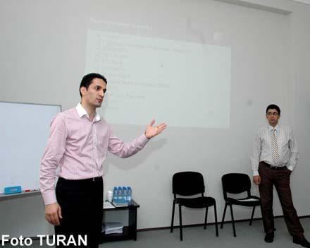 В Азербайджане откроется Школа бизнес-тренеров