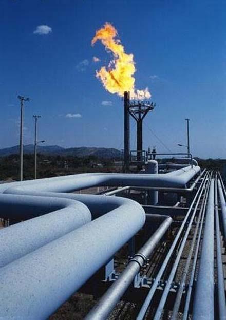 Сложные перипетии поставок природного газа в Европу