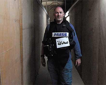 Спасение журналиста Фаррела
