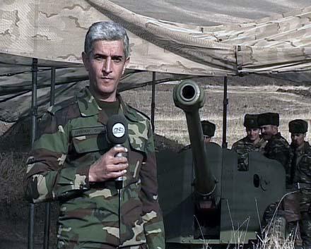 """""""Самая большая проблема армии - отсутствие нормальной пресс-службы"""""""
