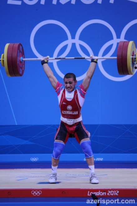 Первая медаль - во второй день Валентин Христов открыл счет наградам