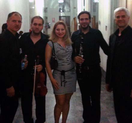 Успехи азербайджанского композитора в Европе