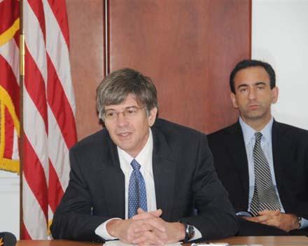 """Джеймс Стайнберг: """"США придают важное значение сотрудничеству с Азербайджаном"""""""