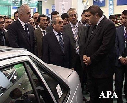 Баку - город деловых встреч