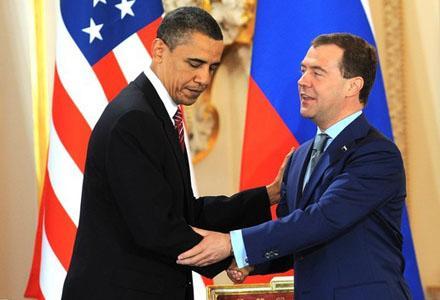 """""""Ядерное перемирие"""" между Россией и США?"""