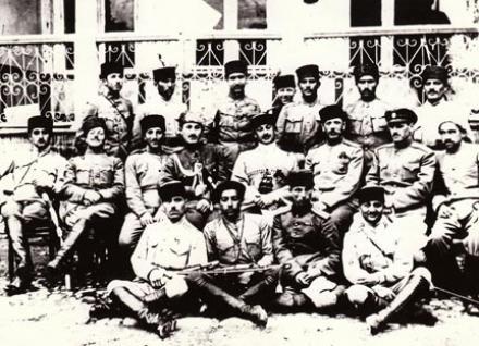 Генерал Мурад Герай бек Тлехас
