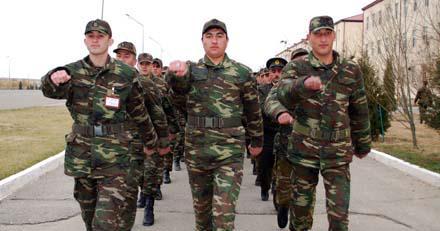 В армии начались структурные реформы