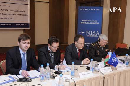 Азербайджан наращивает сотрудничество с НАТО
