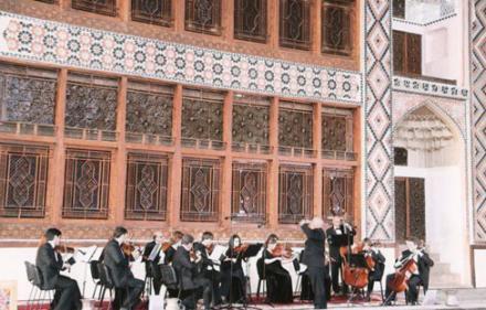Музыкальная культуpа Азеpбайджана