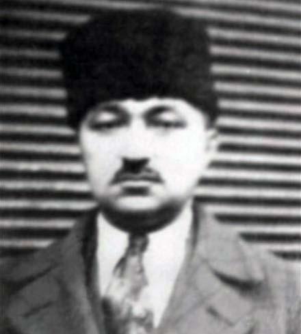 Неизвестный известный Ибрагим-бек Гайдаров